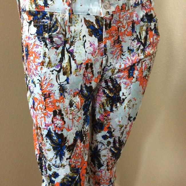 7 For All Mankind Skinny Pants Multicolor Image 1