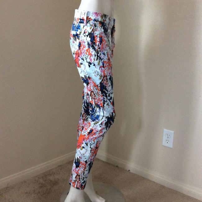 7 For All Mankind Skinny Pants Multicolor Image 2