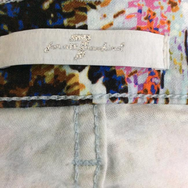 7 For All Mankind Skinny Pants Multicolor Image 6