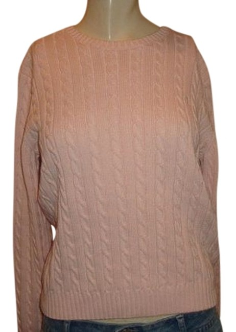Ralph Lauren Chunky Cable Fisherman Sweater