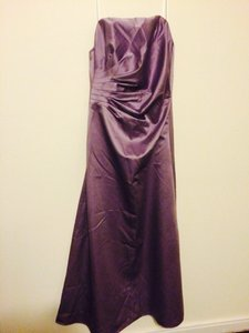 A.B.S. by Allen Schwartz Lilac Bridesmaid/Mob Dress Size 14 (L)