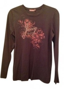 Juicy Couture T Shirt Dark Grey