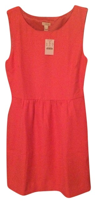 J.Crew short dress Coral on Tradesy