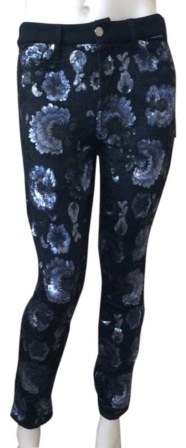 Preload https://img-static.tradesy.com/item/14161252/7-for-all-mankind-multicolor-sequined-skinny-pants-size-4-s-27-0-1-650-650.jpg