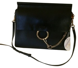 Chlo Leather Chloe Shoulder Bag