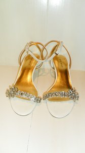 Nine West Sparkly Wedding Sandals Wedding Shoes