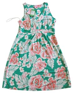 Lilly Pulitzer short dress Jade Green on Tradesy