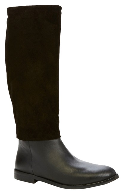 Item - Black Mackenzie Calf/Suede Boots/Booties Size US 11 Regular (M, B)