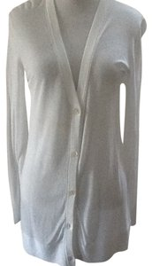 Michael Kors Linen Knitted Chic Nwt Cellection Cardigan
