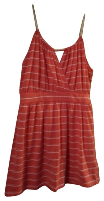 One Clothing short dress ORANGE FAMILY on Tradesy