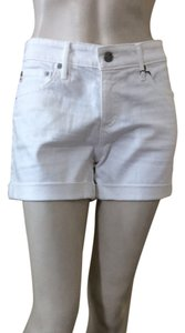 AG Adriano Goldschmied Mini/Short Shorts White