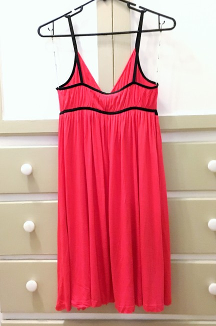 Forever 21 short dress Coral Salmon on Tradesy