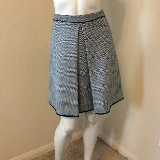 Vicedomini Mini Skirt Gray