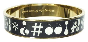 Kate Spade Kate Spade Pardon My French Bracelet NWT Subversive Witty Expletives! Memorable!