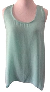 Two Ligth Casual Top Green