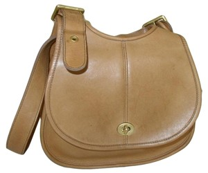 Coach Messenger Vintage Nyc Bonnie Cashin Saddle Messenger Bag