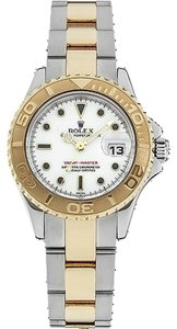 Rolex Rolex 169623 Ladies Yachtmaster 18K Gold & Stainless Steel Watch