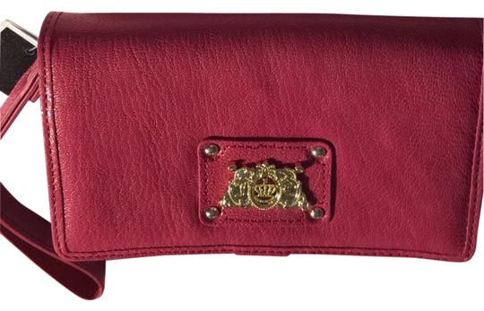 Juicy Couture Juicy Couture Small Wallet Upscale Quilted Nylon