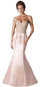 Janique Mermaid Prom Dress