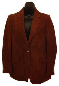 Christian Brooks Brown Blazer