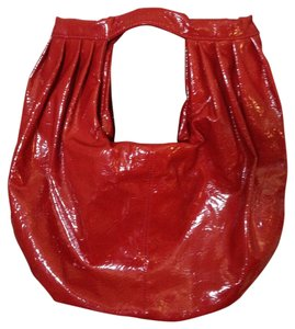 Melie Bianco Satchel in Red