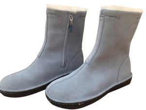 Polo Ralph Lauren light blue Boots