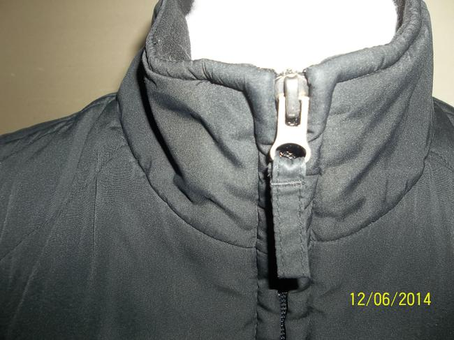 Athletic Works Zipper Front Warm Quilted Vest