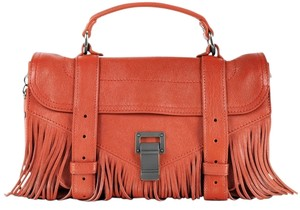 Proenza Schouler Satchel in Orange