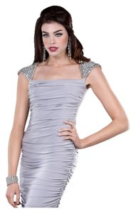 Jovani Dance Open Back Dress