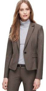 Ann Taylor Ann Taylor Brown Suit Jacket