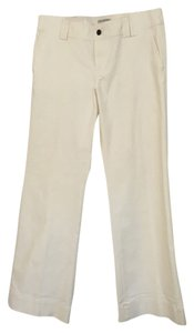 Banana Republic Khaki/Chino Pants Cream