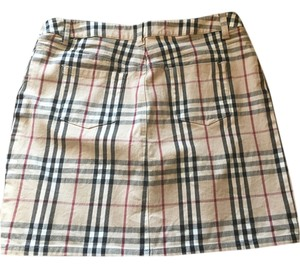 Burberry Mini Skirt Burberry original