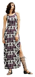 Black Combo #0098 Maxi Dress by Free People Pretty