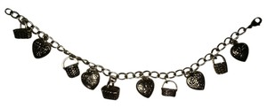 Longaberger Collectors Club Basket Charm Bracelet