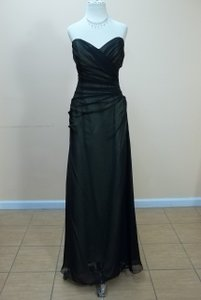Impression Bridal Black/Moss 1758 Dress