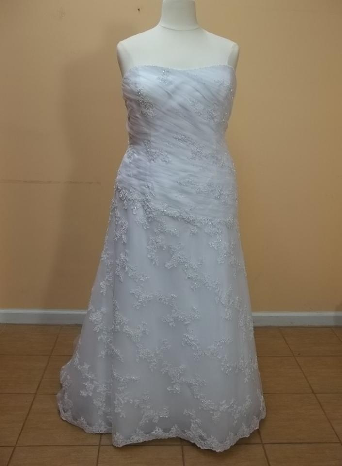 Alfred Angelo Wedding Dresses Reviews : Alfred angelo w wedding dress on sale off