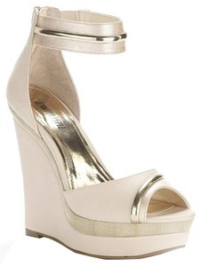 Jennifer Lopez White Platforms