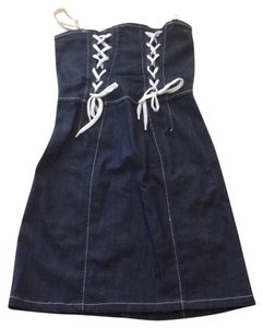 Dolce&Gabbana short dress Denim on Tradesy