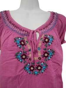 Old Navy Embroidered Ethnic Tunic
