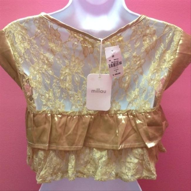 Millau Top Gold/beige
