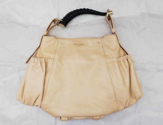 Saint Laurent Yves Mala Mala Hand Hobo Bag