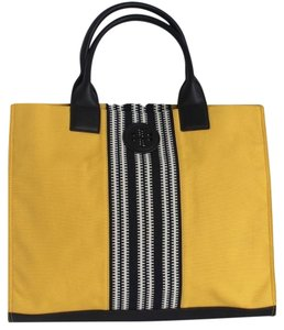 Tory Burch Beach Summer Tote in Yellow