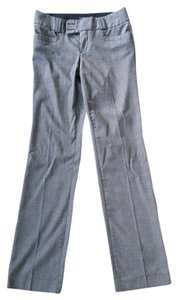 Banana Republic Polyester Viscose Dress Trouser Pants Gray