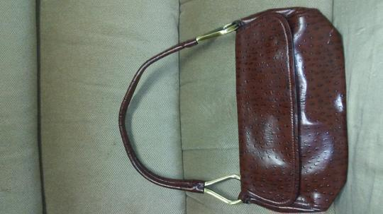 Bueno Collection Brown Clutch