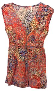 My Story short dress Multicolor Francesca's Sundress on Tradesy
