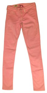 SOLD Design Lab Denim Stretch Pants Skinny Jeans-Light Wash