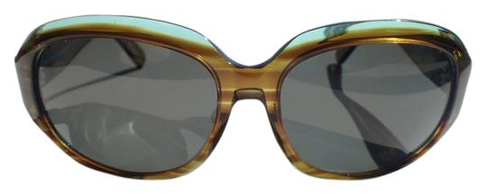 Preload https://img-static.tradesy.com/item/14181781/blue-multicolor-fashion-frame-bluehoney-translucent-sunglasses-0-1-540-540.jpg