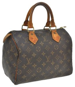 Louis Vuitton Vuitton Carry All Vuitton Speedy Vuitton Speedy Shoulder Bag