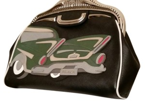 Prada Multi color Clutch