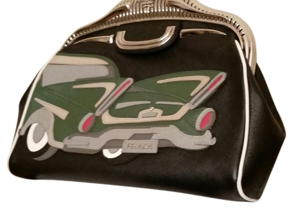 cheap prada purses and handbags - Prada Runway Vintage Car Multi Color Clutch | Clutches on Sale at ...